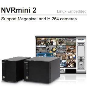 NUUO NE - 2020 - US NAS - based NVR mini2 Standalone 錄影主機 2ch , 2bay