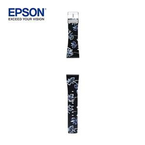 EPSON Flower Black Band SS 夜見羅蘭錶帶
