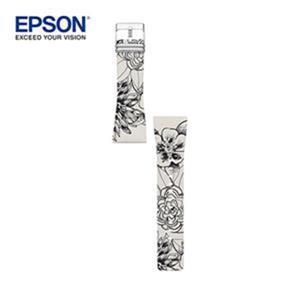 EPSON Flower Monotone band(筆中森林錶帶)
