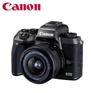 CANON EOS M5單機身(黑)迷你單眼數位相機
