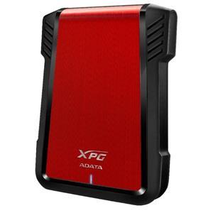 ADATA威剛 2 . 5吋硬碟外接盒( EX500 ) USB 3 . 1 (紅)