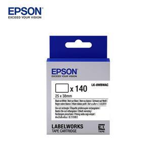EPSON LK - 8WBWAC C53S658403Die - cut 刀模標籤帶