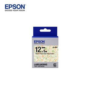 EPSON LK - 4DBY C53S654463Pattern系列標籤帶