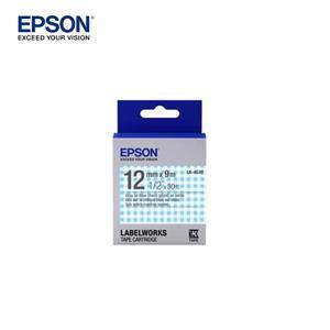 EPSON LK - 4CAY C53S654446Pattern系列標籤帶