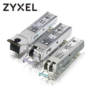 ZyXEL SFP - 1000T 1000Base - T Transceiver 100m 光電轉換器(商用