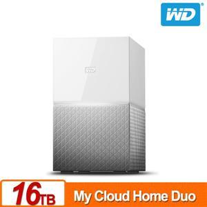 WD My Cloud Home Duo 16TB(8TBx2) 雲端儲存系統