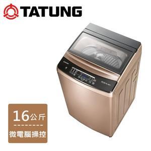【TATUNG大同 】變頻洗衣機16KG (TAW - A160DD)