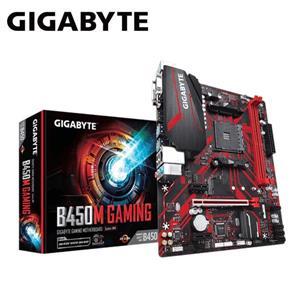 技嘉GIGABYTE B450M GAMING AMD主機板