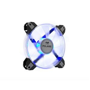 迎廣 POLARIS 藍光 12CM 機殼風扇-單包裝