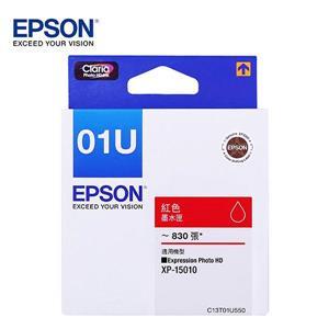 EPSON C13T01U550 紅色墨水匣