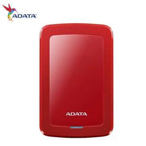 ADATA威剛 HV300 2TB(紅) 2 . 5吋行動硬碟