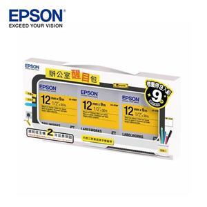 EPSON 7111113 辦公室醒目包(LK - 4YBP * 3)
