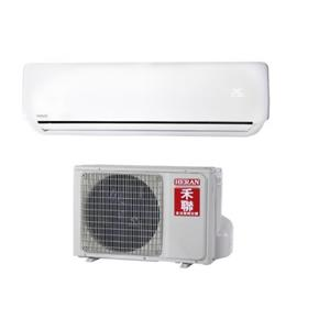HERAN禾聯 9 - 10坪 頂級豪華型單冷變頻一對一分離式冷氣 HI - NP56 / HO - NP56