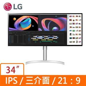 LG 34型 34WK95U - W (21 : 9寬)螢幕顯示器