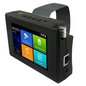GE HBS - 1800 IP / AHD / CVI / TVI / CVBS 4吋五合一觸控手腕式測試螢幕