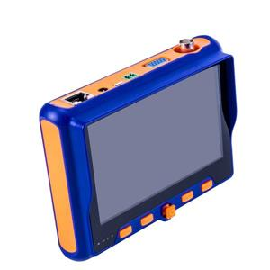 GE HD - 5900ACT AHD / CVI / TVI / CVBS 500萬畫素5吋手腕式四合一測試螢幕