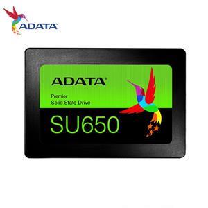 ADATA威剛 Ultimate SU650 480G SSD 2 . 5吋固態硬碟