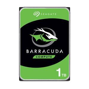 希捷新梭魚 Seagate BarraCuda 1TB 3 . 5吋 桌上型硬碟 (ST1000DM010)