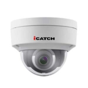 ICATCH IN - VD6211Z - P 200萬畫素30米紅外線半球型網路攝影機(4mm)