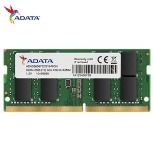 威剛 NB - DDR4 2666 / 4G 筆記型RAM(512X8)