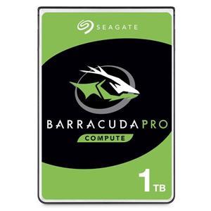希捷新梭魚Pro Seagate BarraCuda Pro 1TB 2 . 5吋 硬碟 (ST1000LM049)