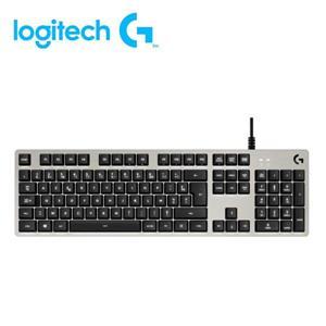 羅技 G413 -白 機械式背光遊戲鍵盤
