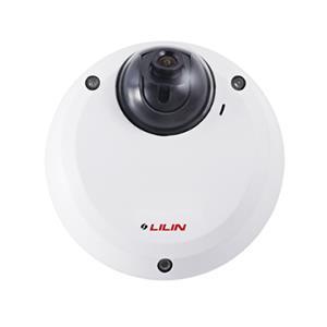LILIN 利凌 MD2222 200萬畫迷你半球型網路攝影機(3 . 6mm)