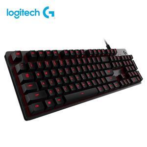 羅技 G413 -黑 機械式背光遊戲鍵盤