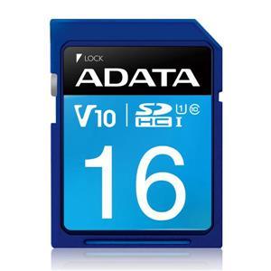 威剛 Premier SDHC UHS - I U1 16G記憶卡