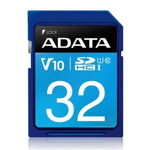 威剛 Premier SDHC UHS - I U1 32G記憶卡