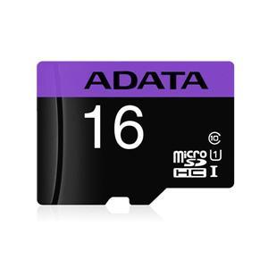 威剛 Premier microSDHC UHS - I U1 16G記憶卡(附轉卡)