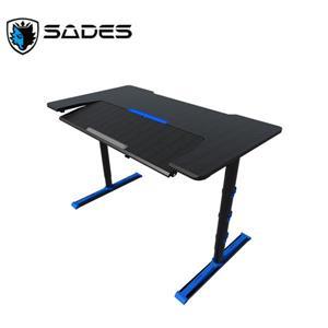 賽德斯 SADES Alpha 可調式藍光 電競桌