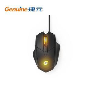 Genuine捷元 GGM - 1000 電競滑鼠