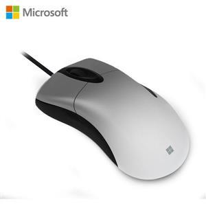 微軟閃靈鯊專業版遊戲滑鼠(銀珀款)