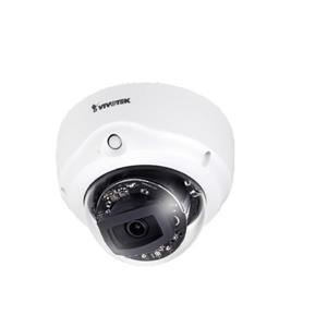 VIVOTEK 晶睿 FD9167 - H 1080P 30米紅外線半球型網路攝影機(2 . 8mm)