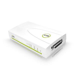 ZO TECH PS531雙界面印表伺服器(綠色)