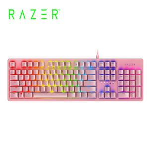 雷蛇Razer Huntsman Opto Quartz 獵魂光蛛(粉晶版/英文) 機械式RGB鍵盤