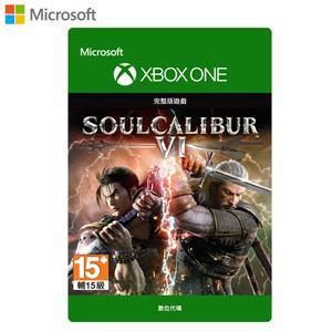 微軟 SOUL CALIBUR VI (劍魂 6)(下載版)