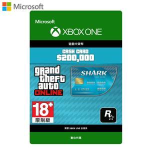 微軟 俠盜獵車手 5:虎鯊現金卡(下載版)