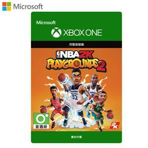 微軟 NBA 2K 熱血街球場 2(下載版)
