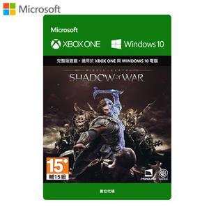 微軟 中土世界:戰爭之影 標準版(下載版)