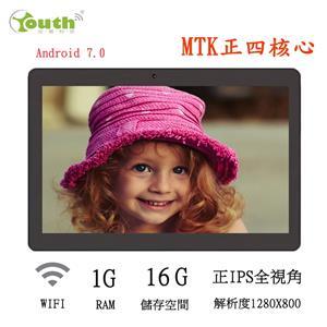 YOUTH MT1黑(M7091) 10 . 1吋平板電腦