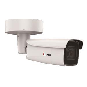 ICATCH IN BLM813Z - P 800萬畫素50米紅外線電動變焦槍型網路攝影機(2 . 8 - 12mm)