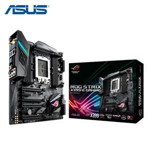 華碩ASUS ROG STRIX X399 - E GAMING AMD電競主機板