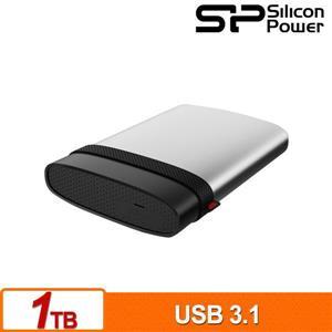 SP廣穎 Armor A85 1TB(銀) 2 . 5吋軍規防震行動硬碟