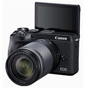 CANON EOS M6 MKII(黑)單鏡組18 - 150 IS STM單眼相機
