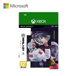 微軟《NHL™ 21》豪華版(下載版)