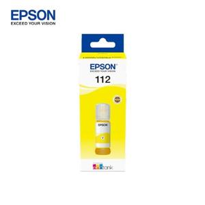 EPSON C13T07M450 黃色墨水罐(015)