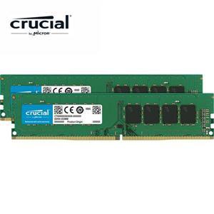 Micron Crucial DDR4 3200 / 16G (8G * 2)雙通道RAM(原生)