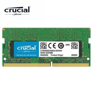 Micron Crucial NB - DDR4 2666 / 4G 筆記型RAM